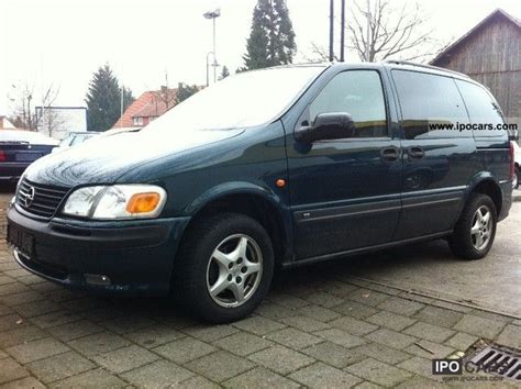 opel sintra 1999 1999 opel sintra 2 2 dti cd car photo and specs