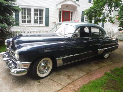 Cadillac 4 Door by 1949 Cadillac Series 62 4 Door For Sale Cadillac 4 Door