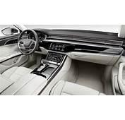 Dimensions Audi A8 L 2018 Coffre Et Int&233rieur