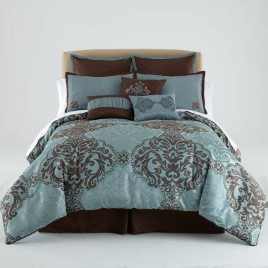 aqua and brown bedding aqua and chocolate bedding master bedroom pinterest