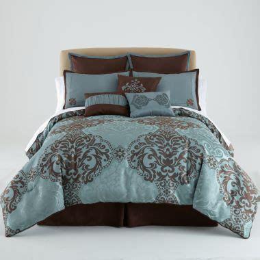 brown and aqua comforter sets aqua and chocolate bedding master bedroom pinterest