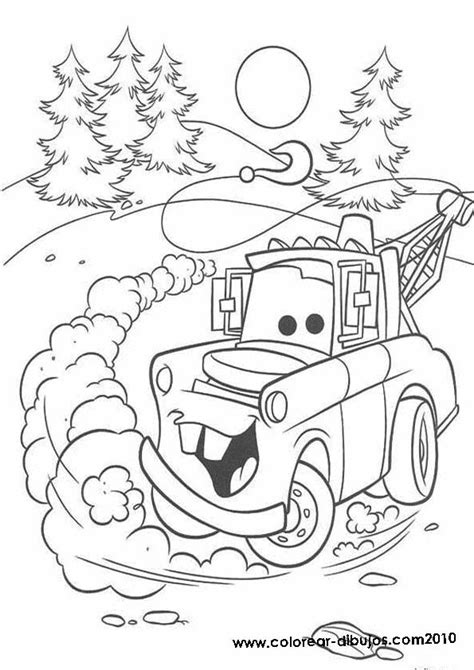 Disney Cars Mater Coloring Pages Disney Cars Coloring Free Disney Cars Coloring Pages