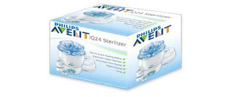 Baby Safe Digital Steam Steriliser 6 Botol philips avent iq 24 electronic steam sterilizer is a new