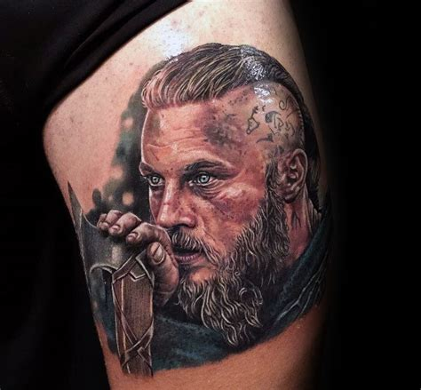 ultimate ragnar lothbrok tattoo golfian com