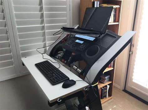 Stress Relief Diy Treadmill Desk Nic Cam Treadmill Desk Diy