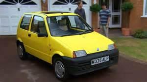 Fiat Cinquecento Hawaii For Sale Simon S Yellow Car The Inbetweeners