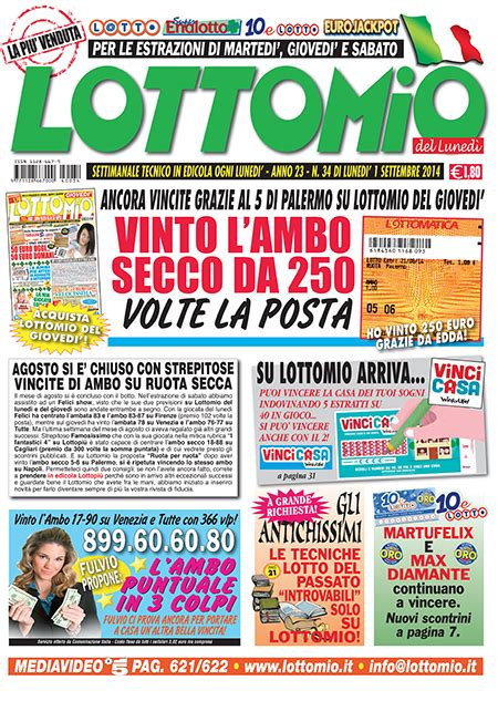 lotto vinci casa lottomio luned 236 all interno scopri angelo gargiulo