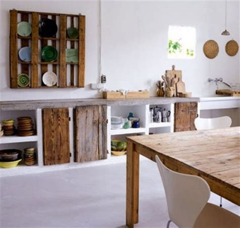 pallet kitchen furniture diy projects pallet furniture