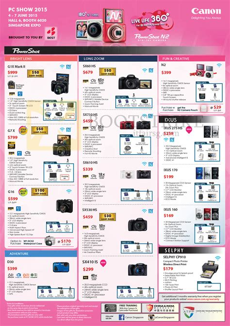 canon price list pc show 2015 price list flyer prices in singapore