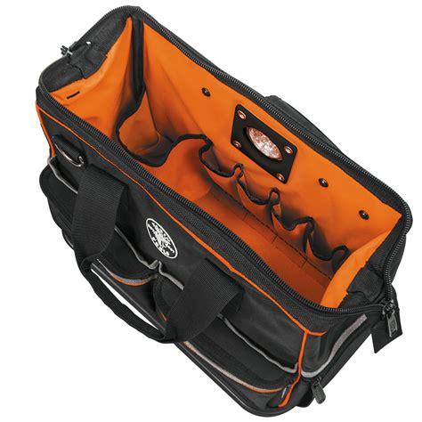 Magnet Houlder American Tool tradesman pro lighted tool bag 55431 klein tools