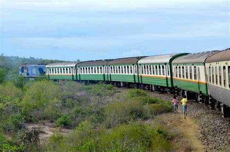 mombasa nairobi railway wins acclaim  african
