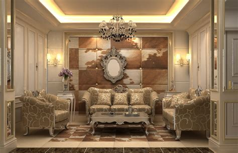 european neoclassical living room of house decoration 3d england neoclassical dining room interior decoration 3d