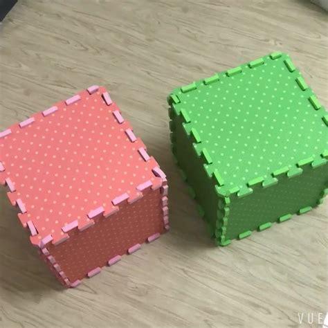 Jigsaw Foam Mat by Customized Foam Jigsaw Puzzle Floor Mats Wood Grain