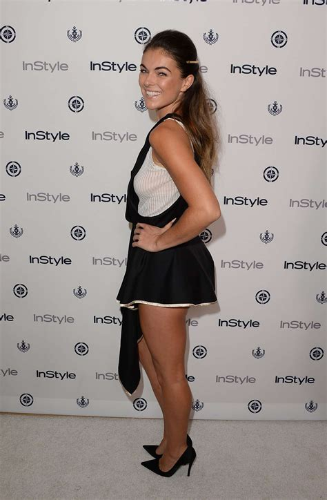 As Seen In Legs Are Instyle by Serinda Swan Instyle 2013 Summer Soiree 02 Gotceleb