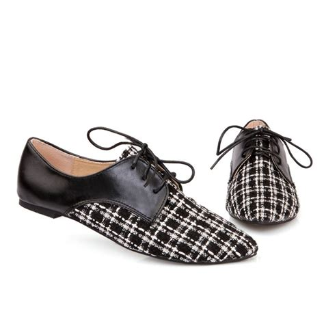 Low Heel Pointed Flats casual pointed toe closed basic low heel black pu flats