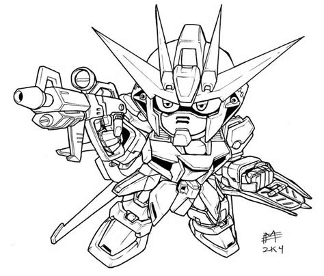 Gundam Coloring Page   gundam coloring pages gundam sd colouring pages cc