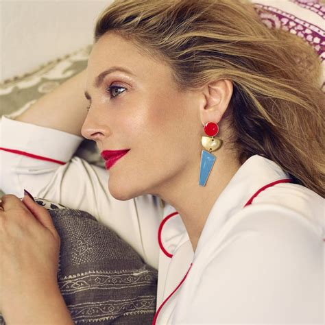 Fab Ad Drew Barrymore For Gucci Jewelry by Dear Drew By Drew Barrymore Drew Barrymore Launches