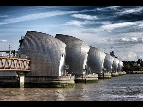 thames barrier video youtube thames flood barrier youtube