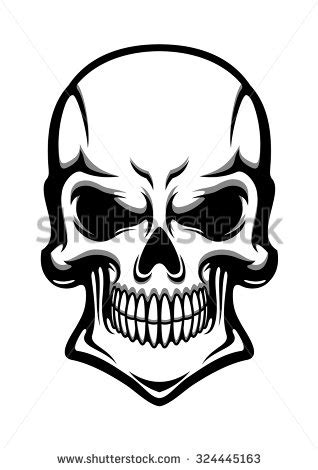 angry skull stock images royalty free images amp vectors
