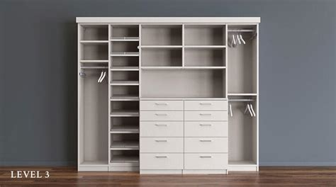 California Closets Costs by Custom Closets And Closet Organizers From California Closets
