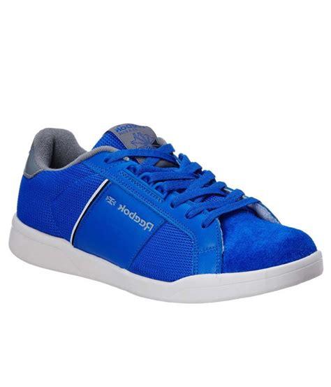 44 Original Asli Reebok Hexaffect Run 5 0 Sepatu Lari Running Biru buy reebok blue running shoes 44 lowest price india