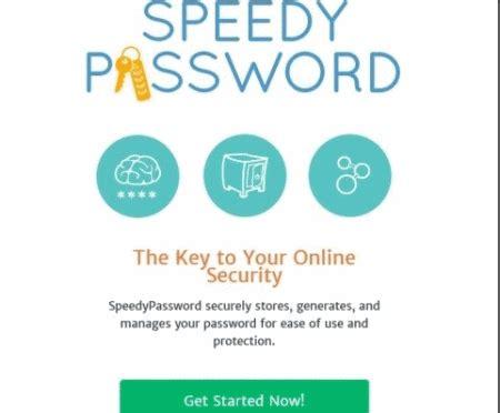 best freeware password manager speedypassword