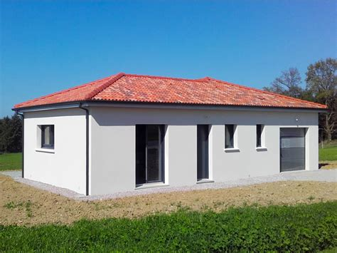 Facade Bi Ton facade maison bi ton maison vendre maison de plainpied