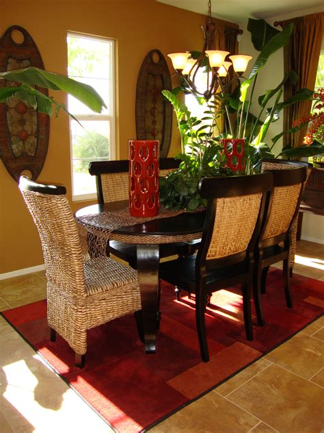 Pictures Of Dining Room Tables Decorated Country Dining Rooms Room Ideas Table Decor Image Tables Decorating Decorations