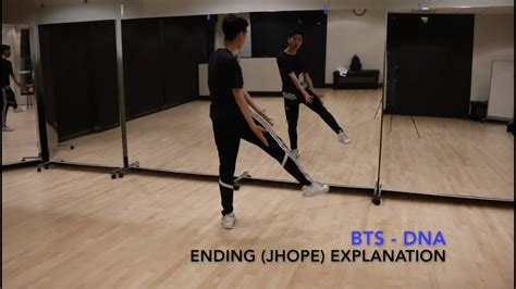 tutorial dance bts dna eclipse bts 방탄소년단 dna full dance tutorial youtube