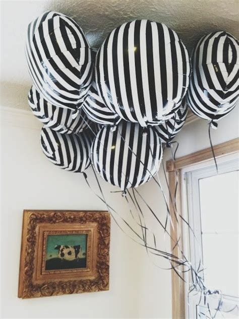 black and white decor 26 timeless black and white party ideas shelterness