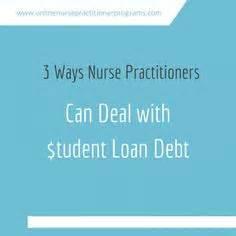 Nursing School Loans - carts practitioner geekery