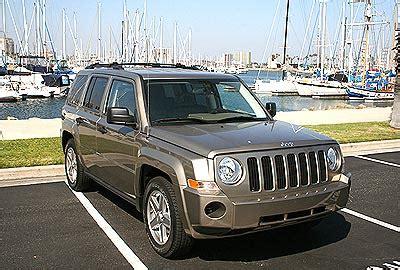 2007 Jeep Patriot Reviews 2007 Jeep Patriot Review Road Test Splash Magazines