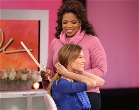 Admission I Oprah I Fear I Am Wearing The Wrong Bra Second City Style Fashion by American Hairstyle