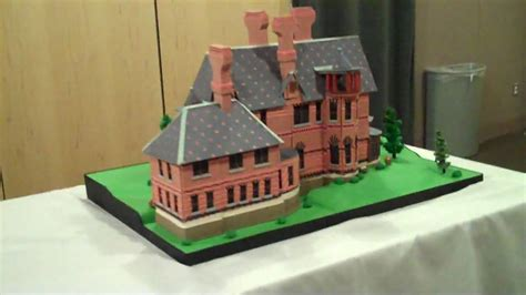 cake house ace of cakes at the mark twain house museum youtube