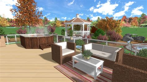 pro deck design landscaping software gallery