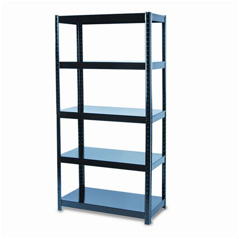 heavy duty sheet metal rack goods display rack storage