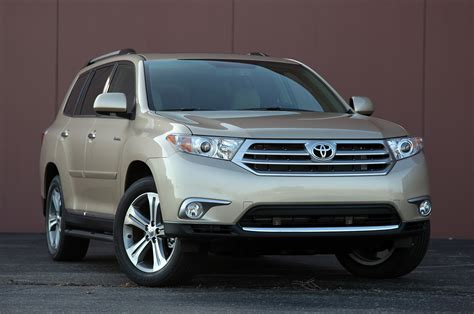 Toyota Highlander 2011 2011 Toyota Highlander Review Photo Gallery Autoblog