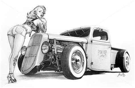 Motorrad Pin Up Tattoo by Bildergebnis F 252 R Drawing Pin Up Kunst Pinterest