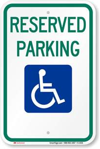 handicap parking sign template free parking signs professional no parking sign pdf s