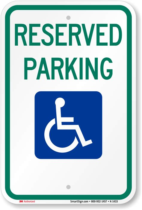 disabled parking template free parking signs professional no parking sign pdf s