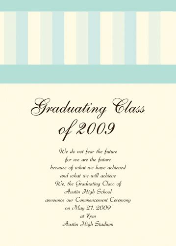 college graduation party announcement template wedding