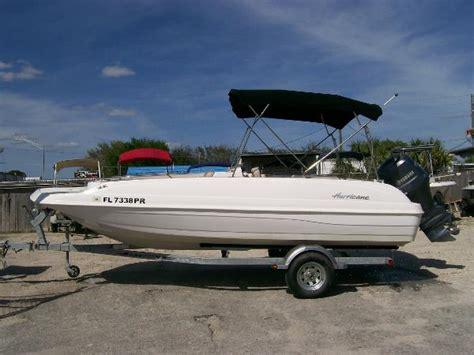 fun deck boats for sale hurricane fun deck 211 boats for sale