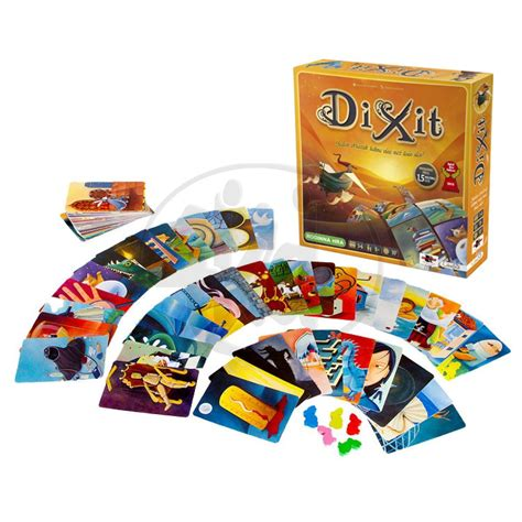 Asmodee Dixit by Asmodee Dixit Cz 4kids