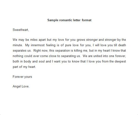 layout of a love letter 52 love letter templates free sle exle format
