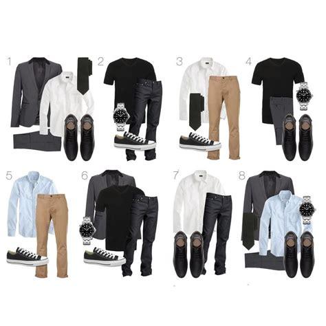 Basic Closet Essentials by 10 Wardrobe Essentials 1 Grey Suit 2 Crisp White Shirt 3