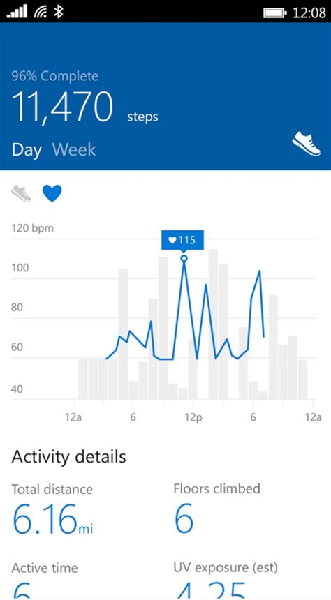 Android Health App by 9 Microsoft Android Apps Users Need Now