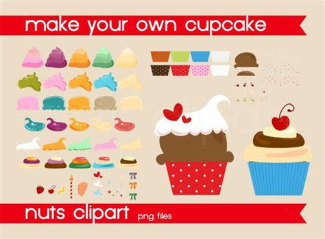just like home design your own cake design your own cupcake clipart 60