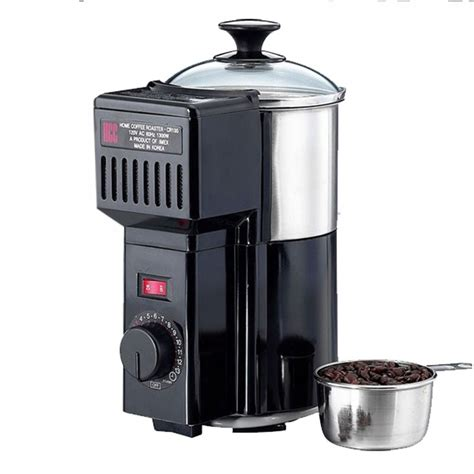 imex cr 100 green coffee beans home coffee roaster machine