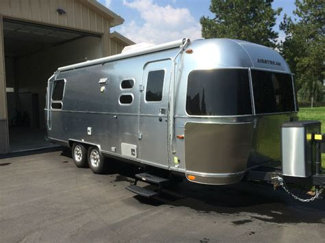airstream gling 2015 airstream flying cloud 25 montana