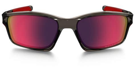 Sunglsses Oakley Chainink Black Lens Logo lense polarized sunglasses www tapdance org